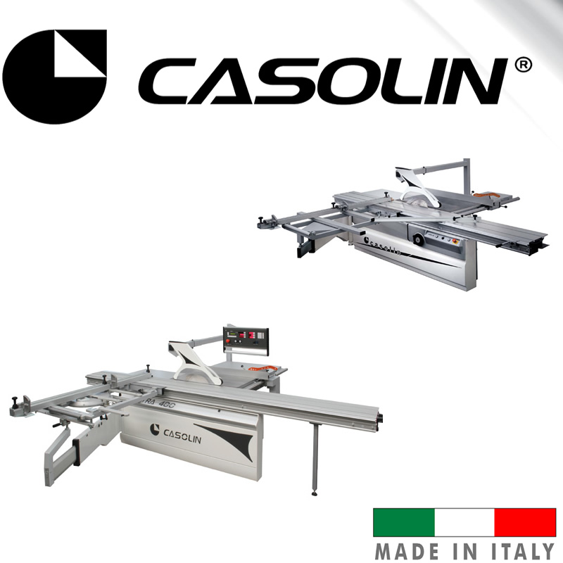 Panel saw from Casolin Italy