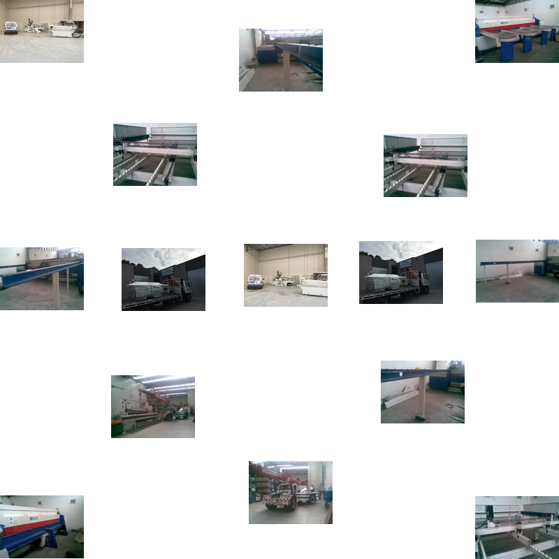 Woodworking machinery relocations